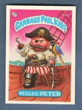 Garbage Pail Kids 2014 Chrome 2 #61b Pegleg Peter NrMint-MINT