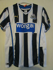 Newcastle United 2013-2014 domicile football shirt taille M adulte / 39653