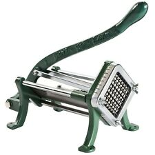 """3/8"""" Green French Fry Potato Chopper Cutter Commercial Slicer Dicer"""
