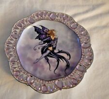 Amy Brown Magical Jewels Fairy Plate 2006 1st issue Imagine #A0437