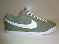 Nike Size 11 MATCH SUPREME TEXTILE Jade Stone Training Sneakers New Mens Shoes