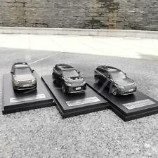 Car Model LCD Models Range Rover Velar 1:64 3 pcs (Black, Grey, Brown)  + GIFT!!