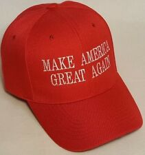 1f8950736e5 Donald Trump 2016 Hat - Make America Great Again Adjustable Cap Red  Republican