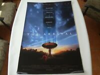 RARE VINTAGE 1996 THE ARRIVAL 40X27 MOVIE POSTER 1 SHEET ROLLED