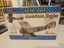 1/48 Eduard #1142 SPAD XIII American Eagles Dual Combo W/Instrument Set
