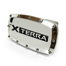 Nissan Xterra Engraved Billet Aluminum Chrome Tow Hitch Cover
