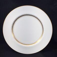 "Set of 4 Mikasa Narumi Bryn Mawr Salad Plates Bone China Gold Trim 7 5/8"" MCM"