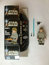Medicom Tomy Star Wars Kubrick Luke Skywalker Bespin loose + complete U.S.
