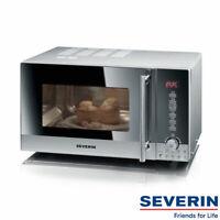 SEVERIN Mikrowelle Mikrowellenofen Microwave m. Grill/Heißluftfunkt. MW 7872