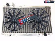 Aluminum Radiator For 1998-2005 Lexus GS300 3.0L V6 99 2000 2001 2002 03 04+Fans
