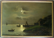 Vecchio quadro olio su tela XVIII secolo?