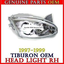 NEW OEM 1997-1999 Hyundai Tiburon Headlight Assembly Right passenger side