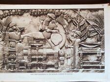 J1e Ephemera 1930s Picture 15x10 Inch Nebuchadnezzar Babylon