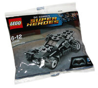 LEGO 30446-DC COMICS SUPER HEROES-The Batmobile-Batmobil-Polybag-OVP-New-Neu