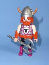 Playmobil Barbarian Knight  / Viking with Shield & Weapon for Castle Jousting