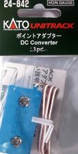 Kato 24-842 HO or N Scale DC Converter to Connect to a Non-Kato Power Pack ~ New