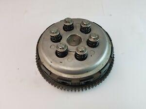 HUSABERG FE 501 FE501 1997 CLUTCH BASKET SET PRESSURE CAP HUB DISCS PLATES