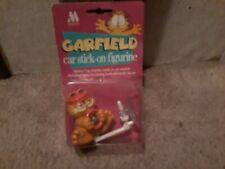 1978 garfield Car Stick On Figurine reseal never used