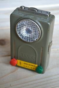 Schweizer Armee Taschenlampe NEU (Lampe, Farbfilter, grün, rot, Elves, BW)