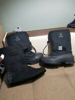 Kamik Winter Snow Boots  Insulated Waterproof ICE FISHING HUNTING