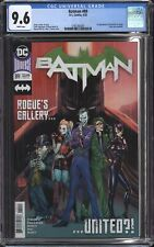 BATMAN #89 (DC Comics) CGC 9.6 NM+ First PUNCHLINE APPEARANCE 1st Print
