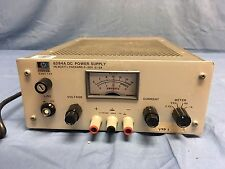 Hp Agilent 6284A DC Power Supply 0-20V 0-3A W/Option 040 LOAD TESTED