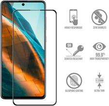 3D Protector de Pantalla de Vidrio Templado Curvo Para Samsung Galaxy A10 A20e A40 A50 A70 80