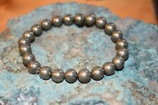 Pyrite Bracelet 7.5 To 8 Inch Magical Item