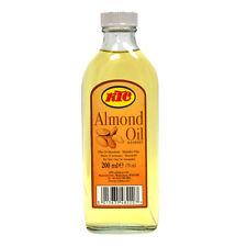 Pure Almond Oil Ktc 200ml Brand New