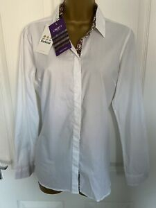 Barbour X Liberty Shirt Size 12 BNWOT