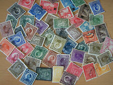 YUGOSLAVIA,50 DIFFERENT OLD STAMPS,1920s-1930s,NICE LOT.