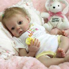 Regali fatti a mano in Silicone neonato vinile Reborn Baby Doll corpo Nuovo