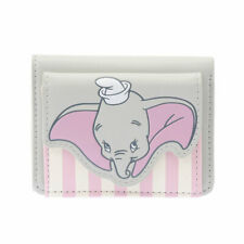 Disney Japan Dumbo Wallet Purse Folding Trifold Wallets Spring Pastel