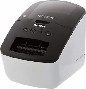 Brother P-touch QL-700 Thermal Address Label Printer| 2 Extra Rolls Included