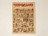 TOPOLINO GIORNALE ORIGINALE  N° 571 ANNO 26/01/1946  [H06-194]