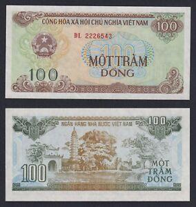 VietNam 100 dong 1991 FDS-/ UNC-  B-06