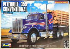 Revell 1506 Peterbilt 359 Conventional Tractor Zugmaschine LKW 1:25