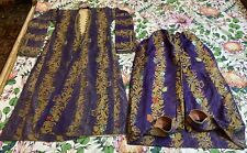 Antique Ottoman 18th-Century Brocade Traditionally Dress