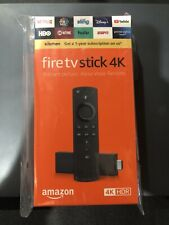 4K Amazon Fire TV Stick 4K new - NO REMOTE - latest release Oct 2020