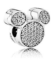 Pandora Disney Charm Clip Stopper 7501055891079P Mickey Maus Ohren  925 ALE