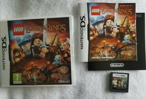 LEGO: The Lord of the Rings (DS) VideoGames