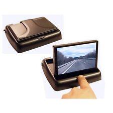 "Parksafe PS043 4.3"" Colour Car Van Reversing Flip Dash Mount Monitor"
