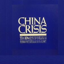 """China Crisis The Highest High / Gift Of Freedom US Dj 12"""""""