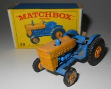 MatchBox Ford Tractor 39 Lesney England VINTAGE