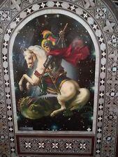 Icons  St, George, Catholic , Russian - Coptic Orthodox Gifts