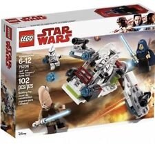 LEGO Star Wars 75206 Jedi & Clone Troopers Battle Pack Ages 6-12 (102 Pieces)
