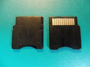 MicroSD to MiniSD Adapter, für 32MB.bis 1GB+2GB,4GB,8GB,16GB,32GB.bis128GB.+Box