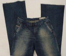 "BRAND NEW DIESEL Flare Leg Jeans. Size 30""W X 34""L"