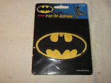 BATMAN Iron-On Applique