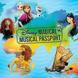 Disney Magical Musical Passport CD